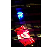 Times Square Crystal Ball in Reflection Photographic Print