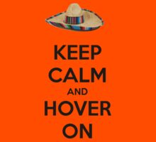 Hovering Sombrero Dark Text by NoGoodReason