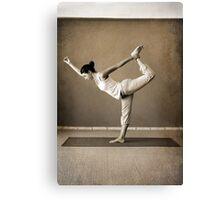 yoga6 Canvas Print