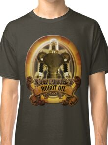 Mortimors Robot Oil. Classic T-Shirt