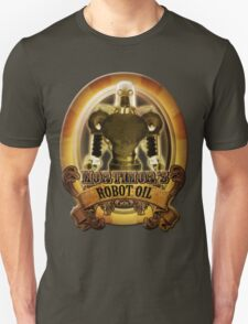 Mortimors Robot Oil. T-Shirt