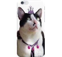 King Tux >^^< iPhone Case/Skin