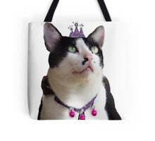King Tux >^^< Tote Bag