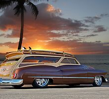 1950 Buick Woody Wagon XI by DaveKoontz