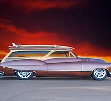 1950 Buick Woody Wagon X by DaveKoontz