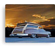 1950 Buick Woody Wagon VII Canvas Print