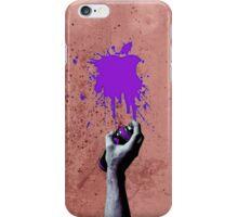 Apple Spray can Splash V2 iPhone Case/Skin