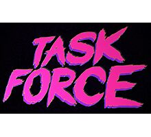 Task Force Photographic Print