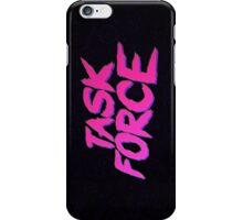 Task Force iPhone Case/Skin