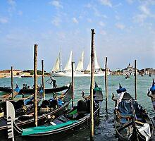 Summer In Venice by tvlgoddess