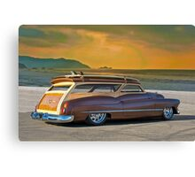1950 Buick Woody Wagon IV Canvas Print