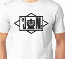 The JAMS Logo (KLF) (Black) Unisex T-Shirt