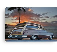 1950 Buick Woody Wagon XII Canvas Print