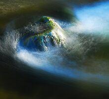 Artscape, Cristal Cascades by Imi Koetz