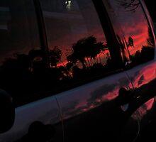 Sunrise Reflections by Karen  Rubeiz