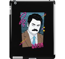 Retro Swanson iPad Case/Skin