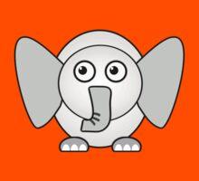 Little Cute Elephant Kids Clothes