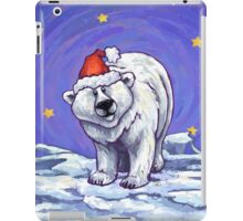 Polar Bear Christmas iPad Case/Skin