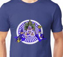 Conjuring Blue & Grey Unisex T-Shirt