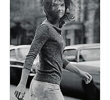 Jacqueline Kennedy Onassis Poster by pablacito