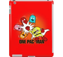 One Pac-Man  iPad Case/Skin
