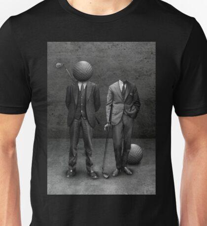 Golf Club Unisex T-Shirt