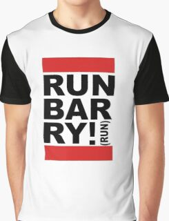 Run Barry, Run!  Graphic T-Shirt