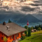 View from Rigi by Chris Vincent
