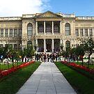 Dolmabahçe Palace by Maria1606