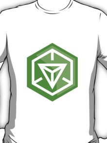 Ingress Green Logo T-Shirt