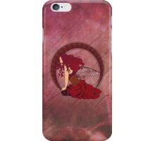 Fairy Nouveau iPhone Case/Skin