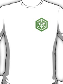 Ingress Logo Green Small T-Shirt