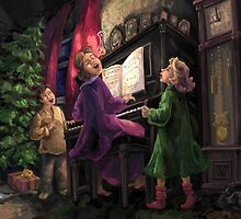 Christmas Sing Along by Traci VanWagoner