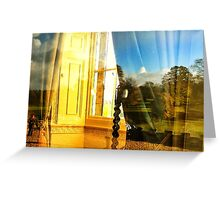 From the inside out... Greeting Card