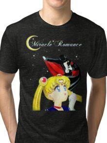 Sailor Moon-Miracle Romance Tri-blend T-Shirt