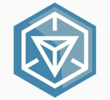 Ingress logo Blue Small by arturlow