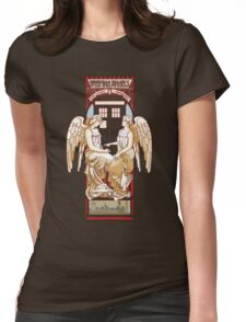 Angel Nouveau Womens Fitted T-Shirt