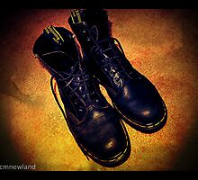 Doc Martens, 2013. by Christopher  Newland