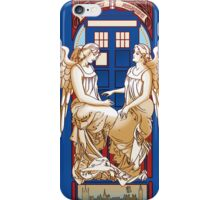 Angel Nouveau iPhone Case/Skin