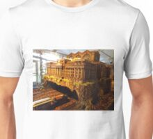 Model Pennsylvania Station, Model Trains, New York Botanical Garden Holiday Train Show, 2015, Bronx, New York Unisex T-Shirt