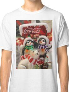 Polar Pals - Drink Coke Classic T-Shirt