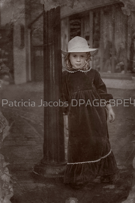 Child Of The Street by Patricia Jacobs CPAGB LRPS BPE3