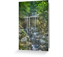 Spice Gardens Greeting Card