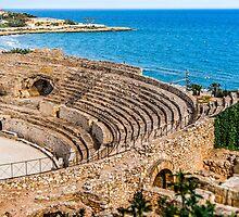 Amphitheatre by the Sea by FelipeLodi
