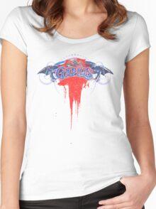 Gaplus Women's Fitted Scoop T-Shirt