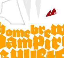 Matthew Dunn's 'CEO' Sticker