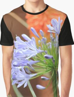 It's Agapanthus time! Graphic T-Shirt
