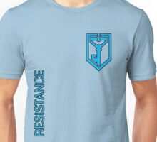 Ingress Resistance - with text Unisex T-Shirt