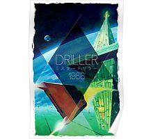 Driller Poster