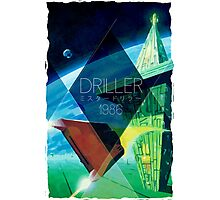 Driller Photographic Print